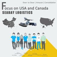 Brilliant shipping container freight forwarder to usa