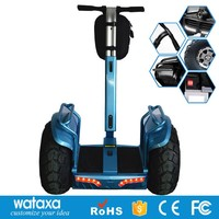 2016 fashion 2 wheel personal city cross electric balance scooter