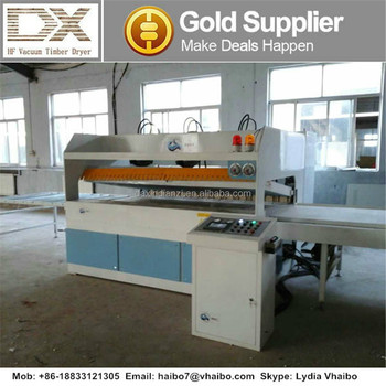 High Frequency Wood Board Jointing Machine