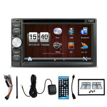 Car Stereo Car Radio for Peugeot 407 Navigation with Steering Wheel Control and Aux In