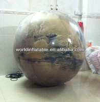 2013 Hot-Selling inflatable solar system nine planets