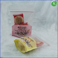 Food grade Fried chicken oven bread plastic bag