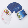 Custom Printing Earring Playing Cards With Tuck Box