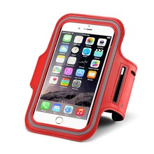 Personalized Waterproof Armband Reflective Armband Cellphone 4.7 5.5 Inch Mobile Phones Armband