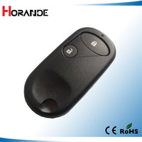 2 button KEY FOB CASE FOR HONDA ACCORD CIVIC HRV CRV S2000 REMOTE KEY