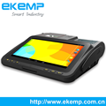 EKEMP 10 Inch Android POS Terminal with SIM Card, Barcode Scanner and Touch Screen