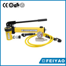 (FY-RCS) Factory Price Standard Flat Construction Hydraulic Jack