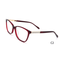 2019 New Italy Designer Vintage Style Prescription Metal China Wholesale Optical Eyeglasses Frame For Mens And Womens