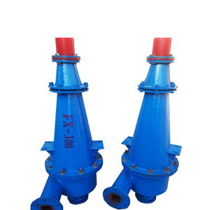 hydrocyclone separator , water treatment cyclone separator for water purification