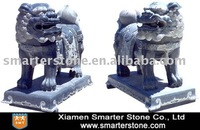 Chinese Marble Animal Statue Sculpture