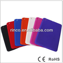 "Soft Shell Silicone back Case Cover for Apple Ipad MINI 7""tablet"