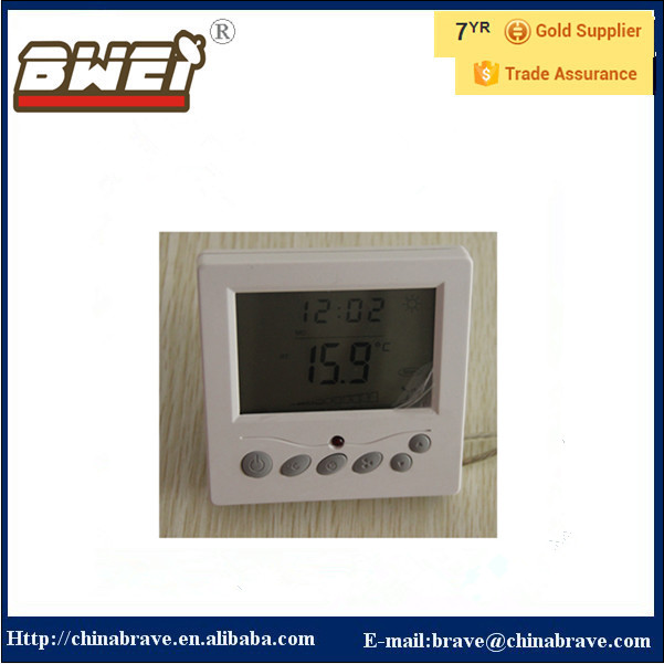 new R&D thermostat digital Floor heating Room programmable wifi Thermostat apply to Many fields
