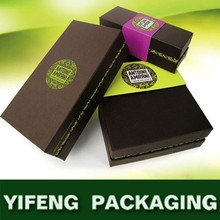 Guangzhou yifeng aseptic packaging material paper box, chocolate and cake food aseptic packaging