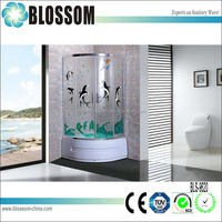 Best supplier loose cheap lowes acrylic shower enclosures