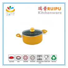 2017 New product made in china aluminum hot shirodhara pot for sale