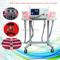 2015 No.1 quality in China fat killer Medical CE approval zerona lipo laser machine
