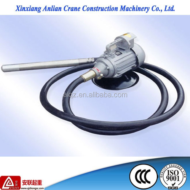 Robin concrete vibrator/ ZN70 type diameter 70mm concrete vibrator needle
