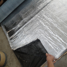 sbs roof waterproofing membrane foil aluminum roofing bitumen asphalt roll for roofing