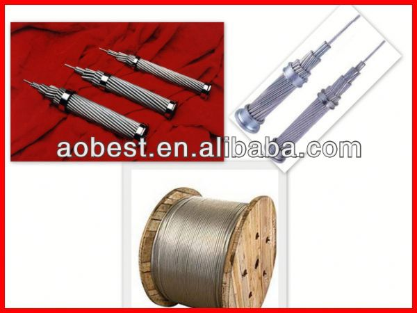 Bare Aluminum Stranded 150mm2 aaac conductor