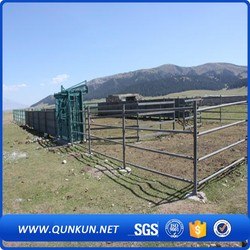 2016 new product low carbon permanent ideal economical sheep yard