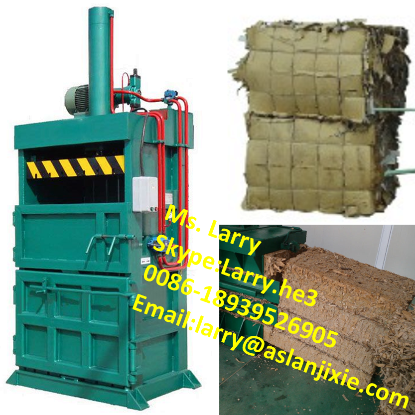 Cardboard Hydraulic Ar : Hydraulic press machine for cardboard baler
