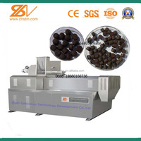 CE ISO BV Technology Fully Automatic Aquarium fish floating feed machine