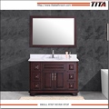 Solid Wood Antique Style bathroom vanity T9314-48A