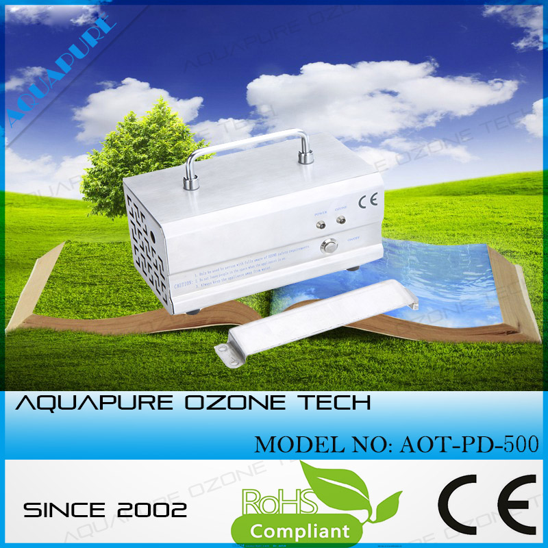 Ozone generator air purifier clean air