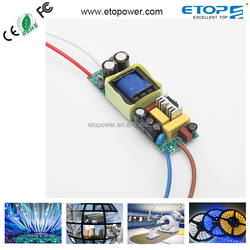 Small Size 12v 24v 9v Constant Current dc Led Driver Module Power Supply For Residental Industrial and Stage Light