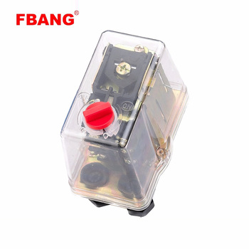 High quality multifunction adjustable 3 phase pressure switch