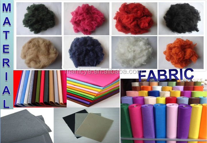 100% Polyester High Quality thick felt