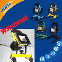 Work light portable caravan camping lamp 20w led floodlight colored outdoor flood lights