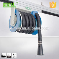 Exhaust Extraction System/Slide Hose Reel sport exhaust for foundry