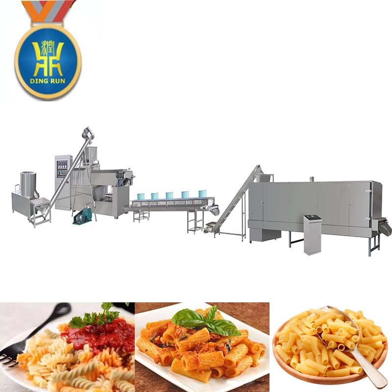 Commercial pasta extruder machinery making machine