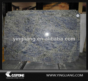 sodalite blue granite slab