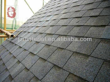 SONCAP Stone Coated Aluminium Zinc Roofing Sheets /Asphalt roof shingle,Laminated best colored asphalt roof shingle