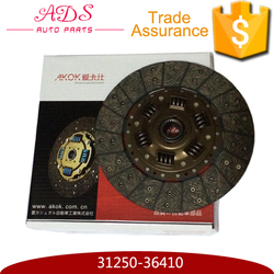 OEM wholesale automatic transmission clutch discs for Toyota land cruiser OEM:31250-36410