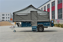 Rongcheng off-road hard floor camper trailers