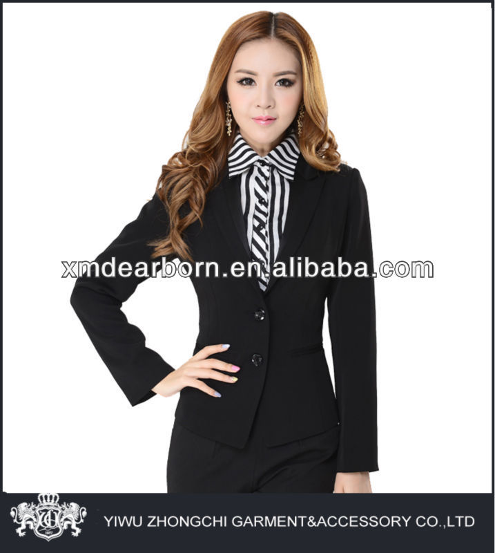 elegant ladies designer trouser suits