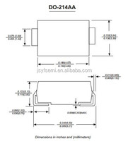 SKY Diode: Surface Mount Schottky Barrier diode smb