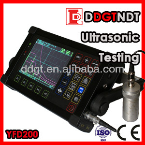 Hot Sale Portable Ultrasonic Flaw Detector YFD 200
