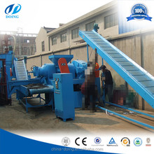 New technology recycled tires rubber powder price/rubber granule machine/crumb rubber for sale