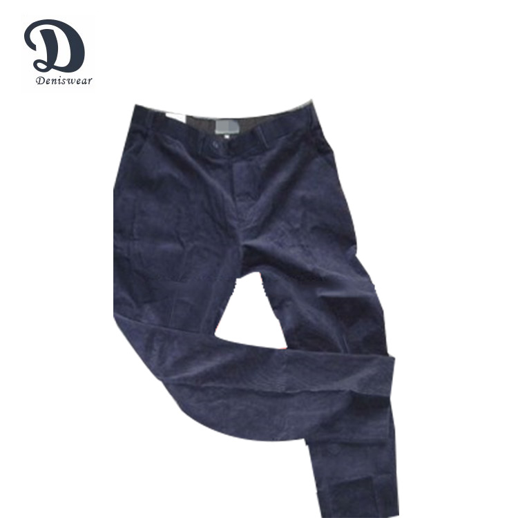 Flexi waist mens formal trousers