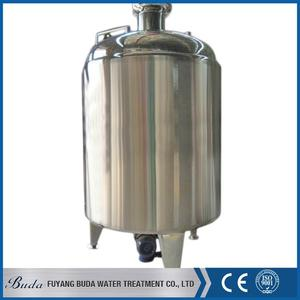 Fuyang buda mixing tank for sale, mixing tank for tea, liquid mixing machine