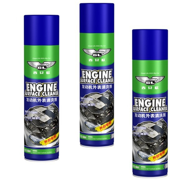 Car care products moto engine flush fluid
