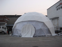 Hot sale geodesic dome large dome tent for sale