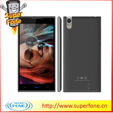 Q509 5.0inch all brands wholesale custom andriod mobile phone