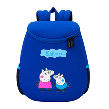 China Facroty Walmart Cartoon Character Kids Designer Birthday Party Lovely Girl Picture Kids Travel School Bags