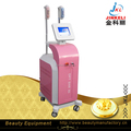 Guangzhou JKL high-tech dual handle IPL machine for hair removal and skin rejuvenation