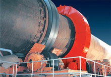 vertical shaft lime rotary kiln